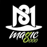 魔术8000